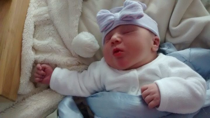 Adriana baby power