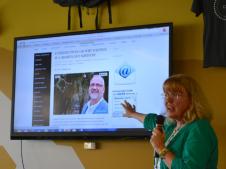 Sus teaching Blogging 101